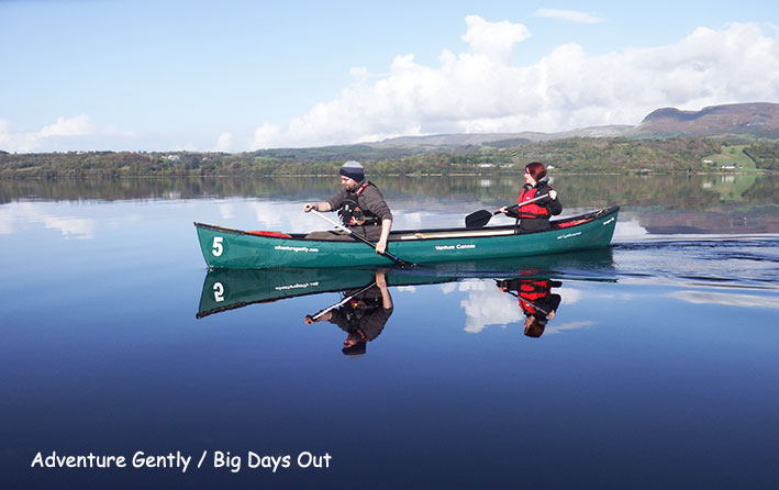 adventure gently and Big Days Out in Leitrim